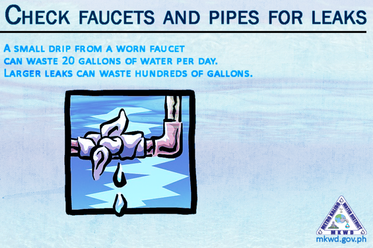 water conservation tips 3 - services
