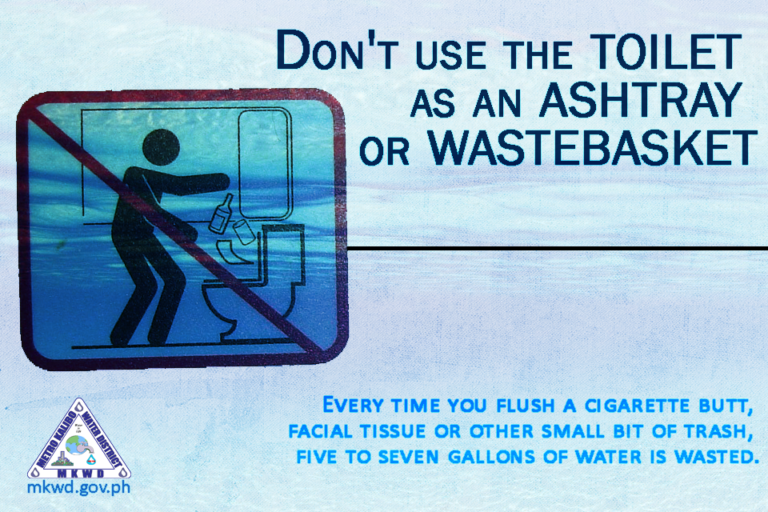 water conservation tips 5 - services