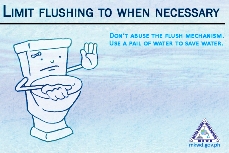 water conservation tips 6 - services